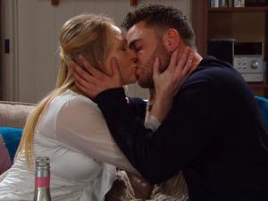 Vanessa and Adam get passionate