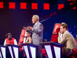 The Voice, Live Quarter Finals, Will.i.am, Rita Ora, Sir Tom Jones, Ricky Wilson