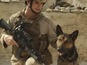 Watch war dog drama Max's trailer