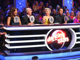 Carrie Ann Inaba, Len Goodman, Julianne Hough & Bruno Tonioli on Dancing With The Stars