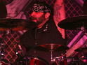 The drummer - who also played with Adrenaline Mob - passes away from a heart attack.