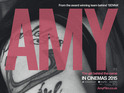Amy poster - Amy Winehouse documentary
