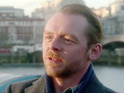 Romantic comedy starring Simon Pegg and Lake Bell is released in May.
