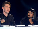 "The fired X Factor judge says ""TV producers plan drama for ratings""."