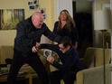 EastEnders was Tuesday's top-rated show.