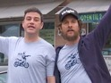 Jimmy Kimmel and Matthew McConaughey try to boost the sales of one Texas video store.
