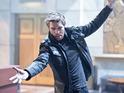 Superhero show's latest is thrilling - but a final twist falls flat.