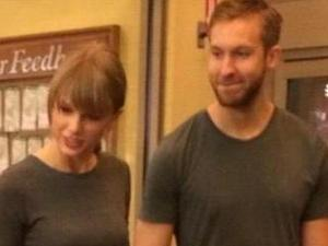 Taylor Swift and Calvin Harris fuel dating rumours