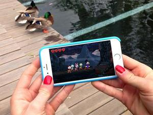 DuckTales: Remastered for iPhone