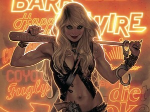 Barb Wire #1