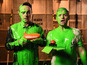 Ant & Dec get slimed for Kids' Choice Awards