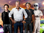 Top Gear was going to get new presenters