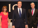 Kay Burley, David Cameron, Jeremy Paxman