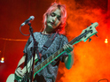 Warpaint bring their brand of nocturnal art rock to the Hammersmith Apollo.
