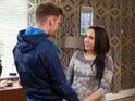 Kieron Richardson hints at what's next for Ste and his feelings for Sinead.