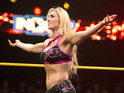 The NXT wrestler sets her eyes on the main roster and a Nattie rematch.