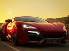 Project Cars to see free cars each month starting with Lykan Hypersport