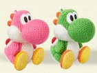 Yoshi's Woolly World release date, knitted amiibos revealed