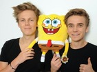 Joe Sugg and Caspar Lee talk vlogging and The SpongeBob Movie