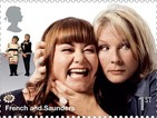 Royal Mail unveils Comedy Greats stamps to mark April Fool's Day