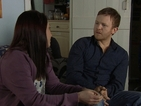 Gethin is worried about Ffion and Jinx's intentions.