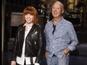 Michael Keaton, Carly Rae Jepsen hunt eggs