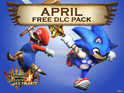 Free April DLC also includes 14 new quests and two additional weapons.
