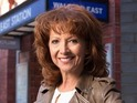 Louise Jameson is supportive of her colleague's decision to join the BBC soap.