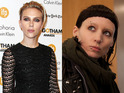 The Girl with the Dragon Tattoo: Scarlett Johansson/Rooney Mara
