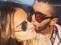 The Little Mix star is on holiday with the former One Direction member.