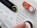 Press-to-buy buttons let users purchase essentials with a single press.