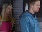 Ed and Dani discover Garry and Sioned in a hotel.