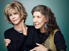9 to 5's Jane Fonda and Lily Tomlin reunite for Netflix's Grace and Frankie.