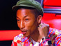 Pharrell's 'Happy' with his Apple Watch