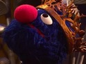 Fire-breathing Muppets and a befuddled Grover star in Game of Chairs.