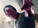 Marvel Studios unveils new poster of Paul Bettany as The Vision.