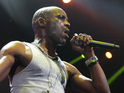 DMX was arrested last month for the failed payments, just before taking to the stage at the Radio City Music Hall.