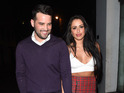 Ricky Rayment apparently popped the question during filming for Geordie Shore.