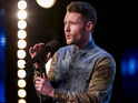 Calum Scott admits that he might be at a disadvantage as a singer in the show.
