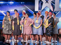 The Ruby Reds get something off their chests; wow judges at Britain's Got Talent.