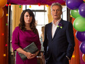 Head returns for a second series of the Gold sitcom, also starring Eve Myles.