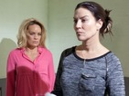 Will Reenie cause trouble for Grace?