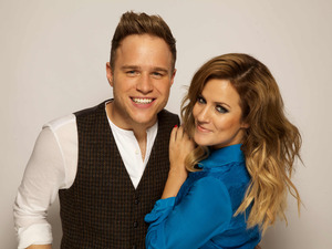 Olly Murs and Caroline Flack will host The X Factor