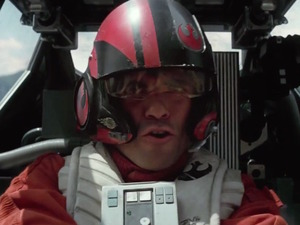 Star Wars: The Force Awakens trailer still