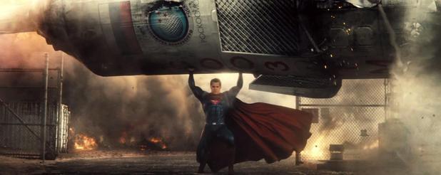 Batman v Superman: El origen de Justicia remolque todavía