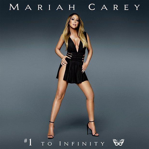 Mariah Carey: To Infinity album artwork