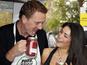 Casey Batchelor promotes Pork Juice - really