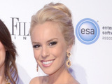 Britt McHenry attends Capitol File's White House Correspondents' Association Dinner with Sarah Schaffer