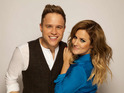 Murs and Caroline Flack confirm when they will first team up as main hosts.