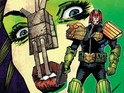 Judge Dredd, Sláine, Orlok, Grey Area and Strontium Dog continue in this issue.